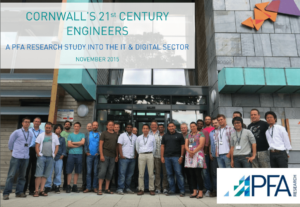 Cornwalls 21st Century Engineers : IT & Digital Report - PFA Research