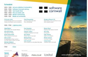 Software Cornwall Business Connect Event 16 June