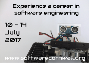 Schools Work Experience 10-14 July 2017