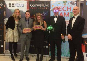 Cornwall celebrates thriving Digital Tech community at Edge Awards