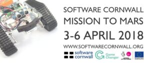 Learn to Code Robots - St Austell - Mission to Mars Easter Experience 3-6 April 2018