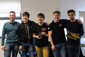 Mission to Mars Teams Day Winners Announced