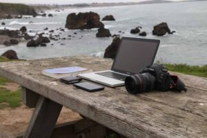 The rise of the 'digital nomad' – Setting up a digital camp