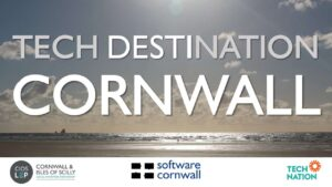 Cornwall Tech Community awaits growth news.  Tech Nation Report 2018 to be released Thursday - Tech Destination Cornwall