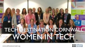 5 great reasons to be a Woman in Tech in Cornwall #technation #wearetechnation #techcornwall