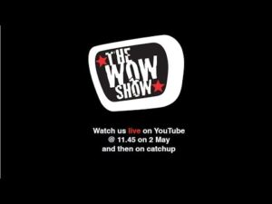 Bluefruit featured on the WOW Show