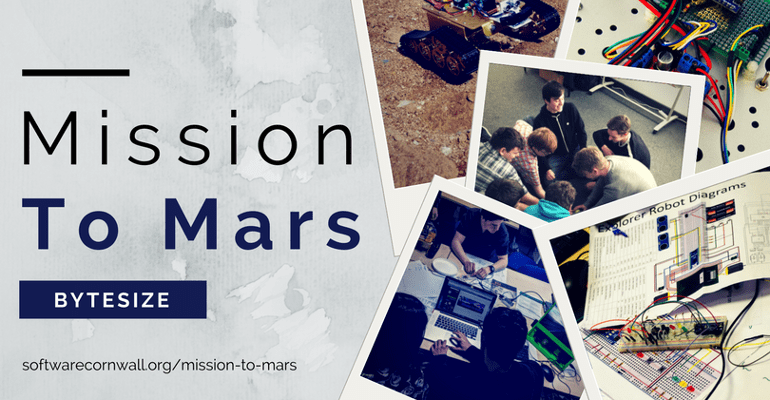 mission to mars bytesize