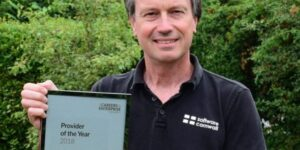 Software Cornwall named 'Provider of the Year' for DigitalTech Education Outreach Programme