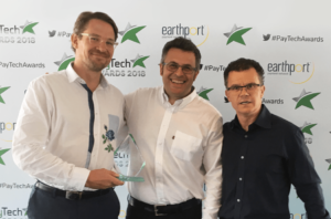 CFT Scoops Top Payment Award