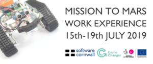 Work Experience - 15th-19th July 2019