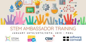 STEM Ambassador Training  2019