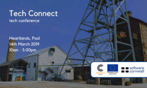 Tech Connect - March 14th 2019 - Sponsored by Aerospace Cornwall