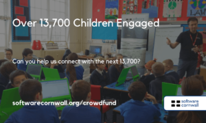 Crowdfunder launched to boost aspirations of young people in Cornwall