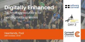 Digitally Enhanced – Technology Solutions for Non-Digital Businesses