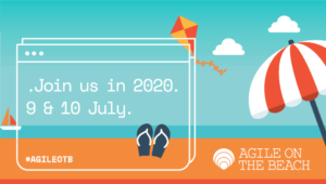 Agile on the Beach 2020 Summer Conference tickets now on sale