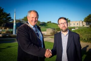 Pop-up Innovation Centre Moves to Bude & Stratton Town Council