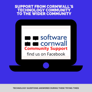 Software Cornwall Tech Community helping the wider Cornish Community with their Technical issues