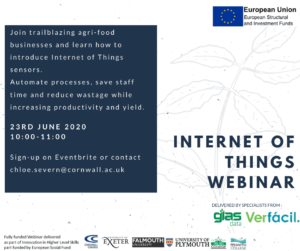 Internet of Things Webinar- delivered as part of IHLS